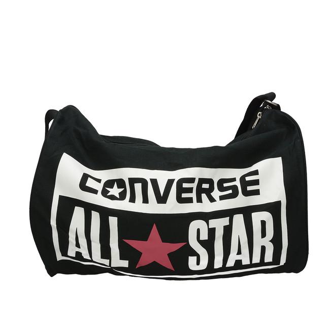 ... Converse unisex sportovní taška so zipem - černá ... 0f474e199e
