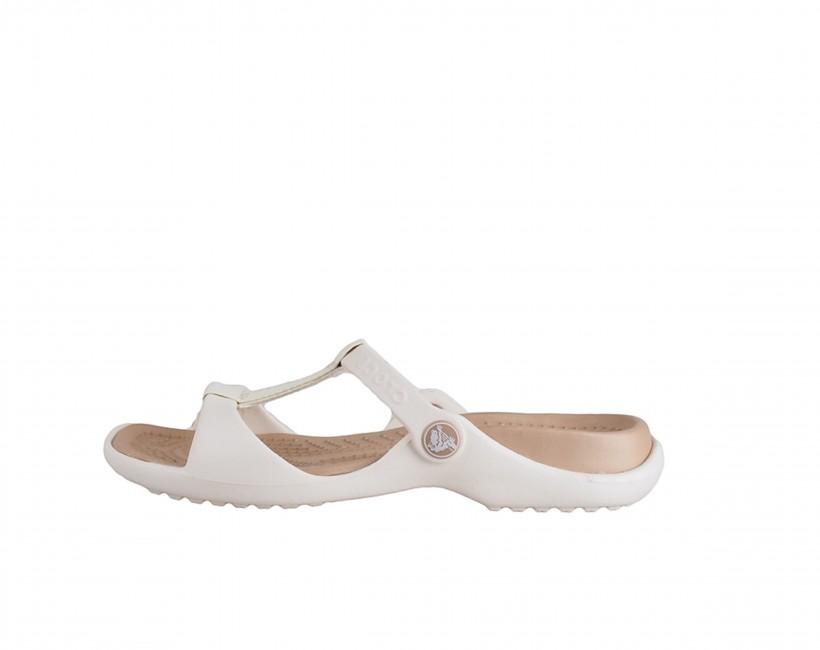 Crocs dámské letní nazouváky - bílé ... d3ed1e84a8