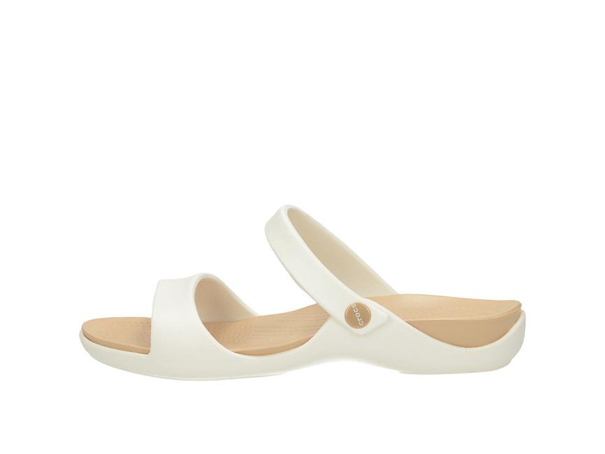Crocs dámské nazouváky - bílé Crocs dámské nazouváky - bílé ... 9652399224