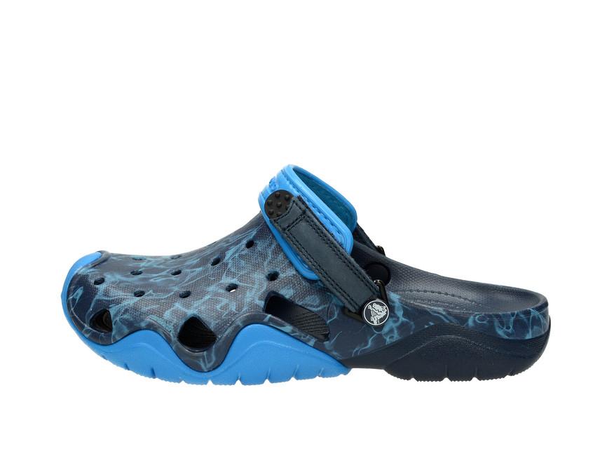 53b1759ed78 Crocs pánské nazouváky - modré Crocs pánské nazouváky - modré ...