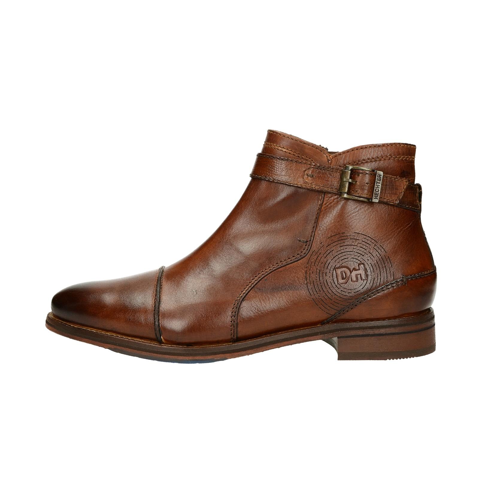 ... Daniel Hechter pánská zateplená kotníková obuv - hnedá ... 9842c9a42c