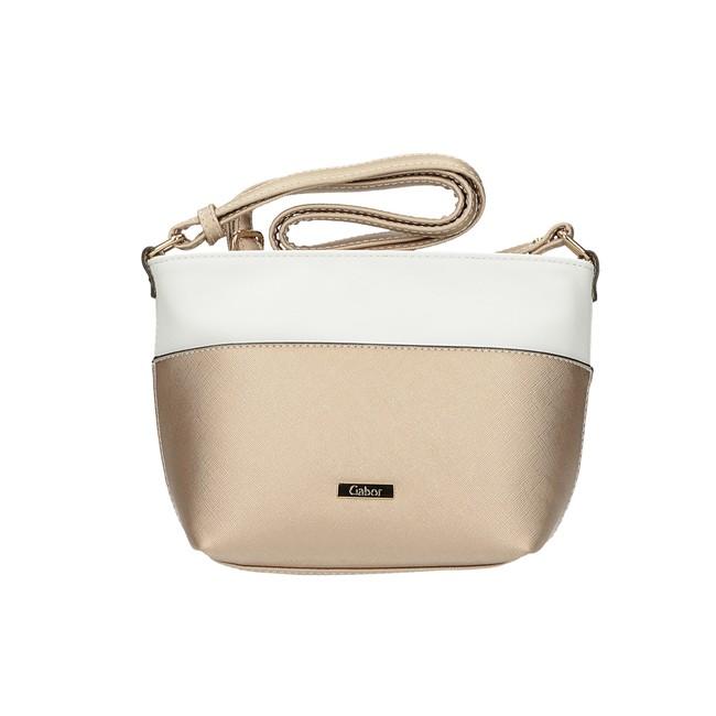 Gabor dámská crossbody kabelka - zlatá