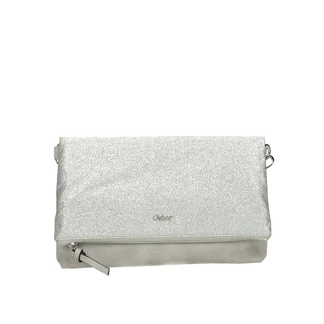 Gabor dámská stylová kabelka - stříbrná