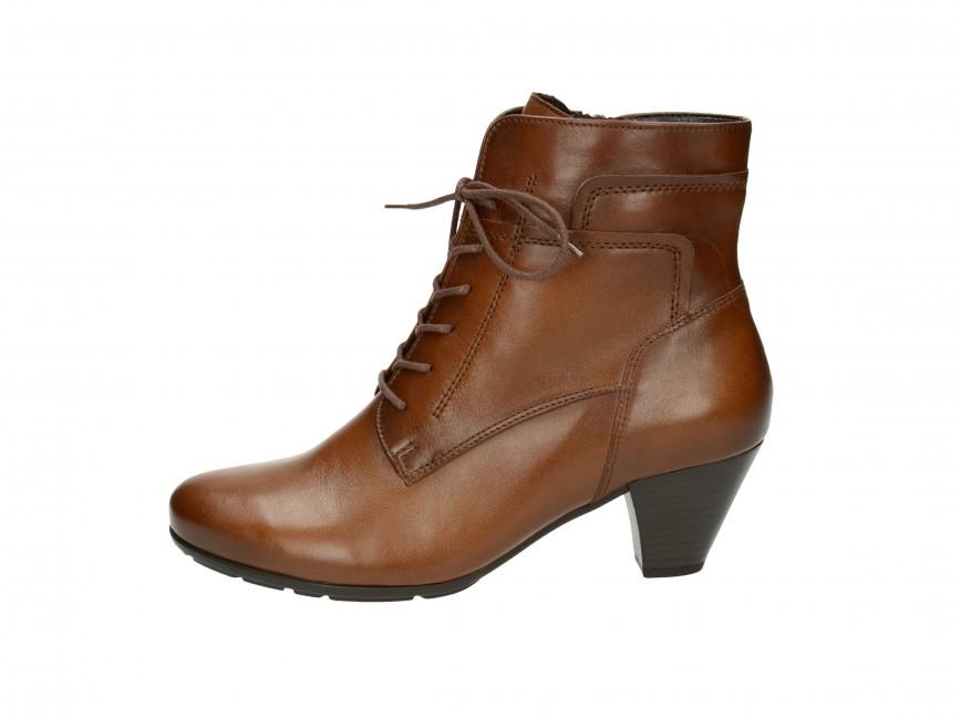 Gabor dámské kotníkové boty - koňakové Gabor dámské kotníkové boty -  koňakové ... a773f5d13d