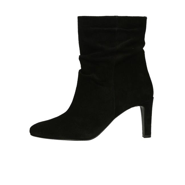 fa4ccb24d9 ... Högl dámské kožené kotníkové boty - černé ...