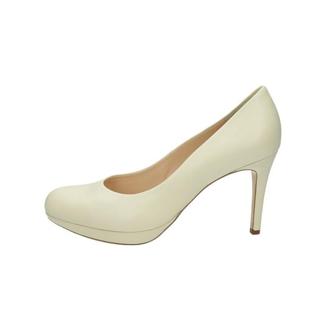 Hogl dámské lodičky - bílé Hogl dámské lodičky - bílé ... 6d1f195bcd