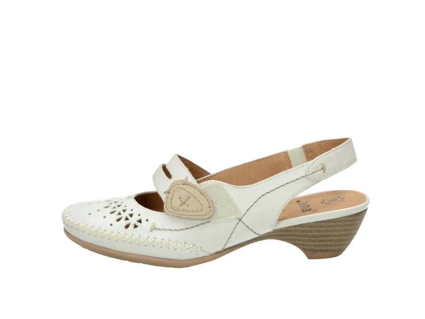 Jana dámské sandály - bílé Jana dámské sandály - bílé ... 3d52b8289c