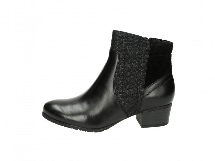 bb022888e26 Jana dámské kotníkové boty - černé Jana dámské kotníkové boty - černé ...