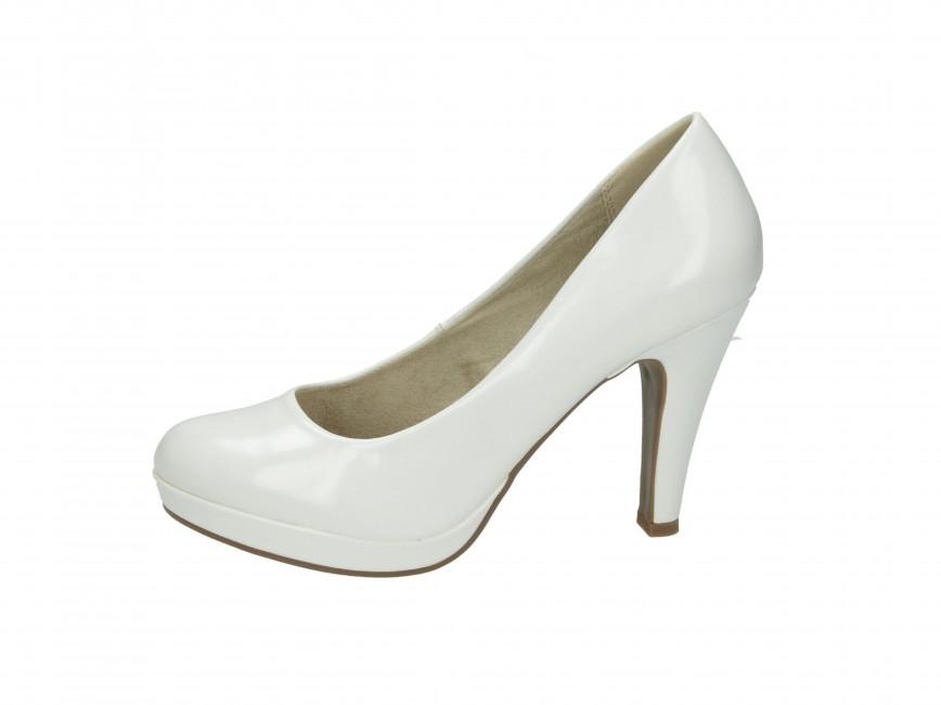 Jane Klain dámské lodičky - bílé ... 731f3c9146