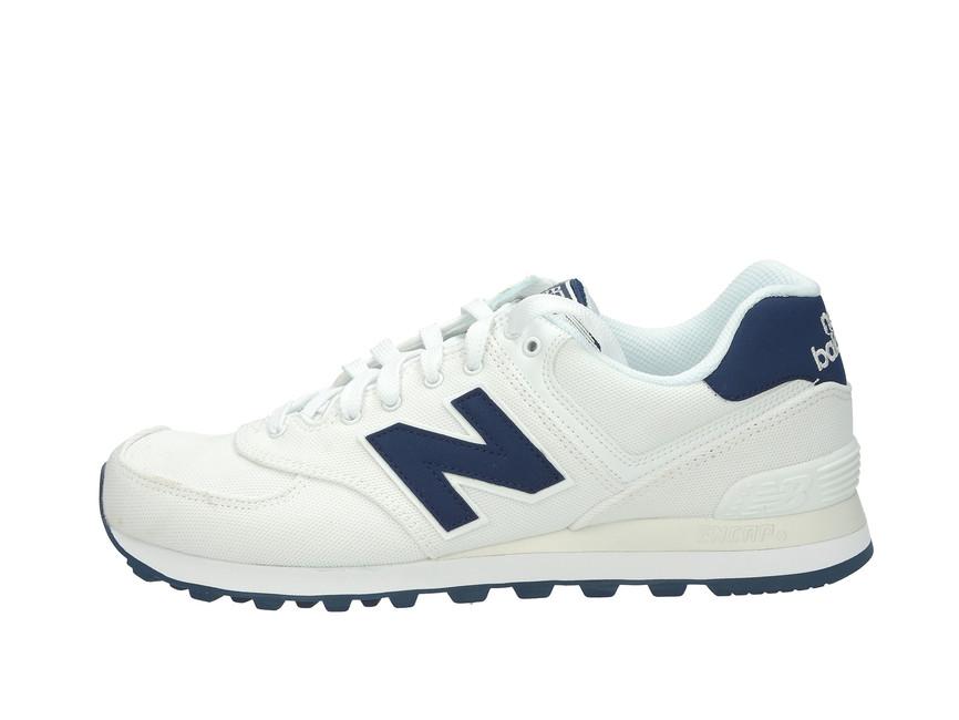 a513d2460bb New Balance pánské tenisky - bílé New Balance pánské tenisky - bílé ...