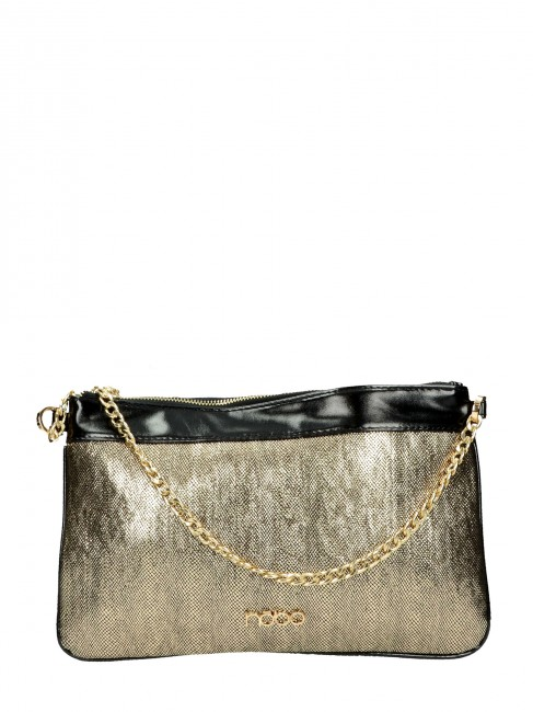 Nóbo dámská společenská kabelka - zlatá Nóbo dámská společenská kabelka -  zlatá ... 869fcb9acad