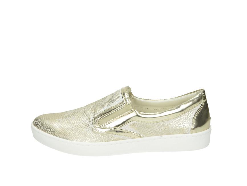 f02c8a957 shoes Zlaté Shoes Slip Dámské Cz Gold robel Ca505 Olivia Tenisky On RqCw11v