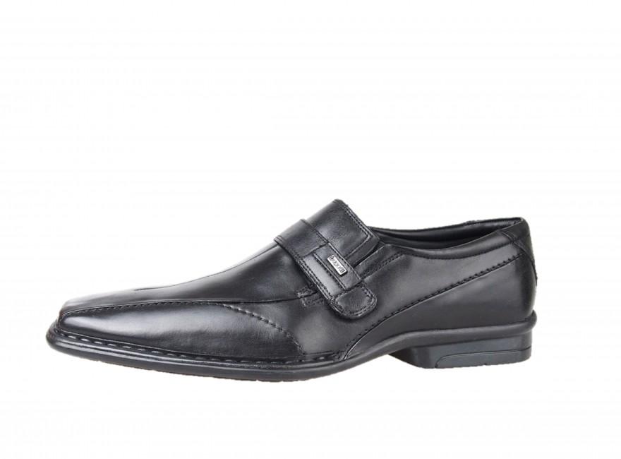 Bugatti pánské společenské boty - černé ... b0a3690136