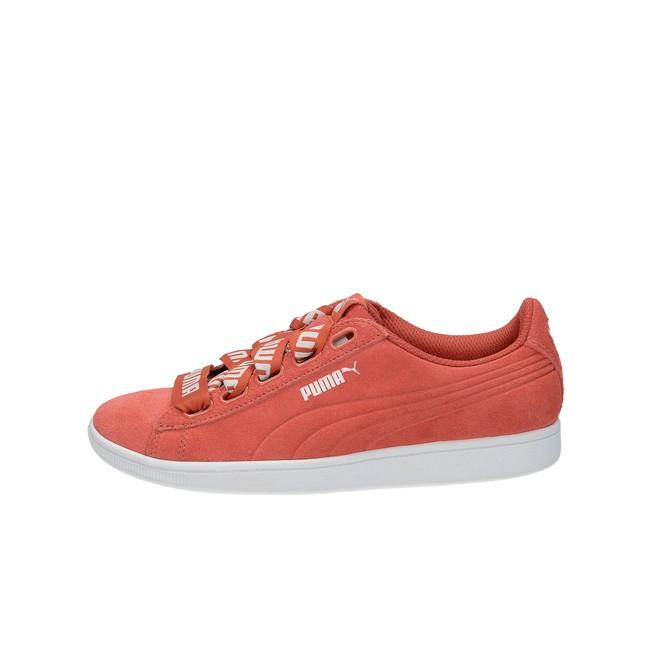 ... Puma dámské semišové stylové tenisky - lososové ... 94d5062f1d