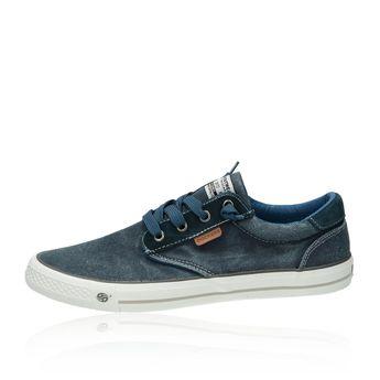 Dockers pánské textilní tenisky - modré