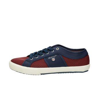 Gant pánské stylové tenisky - modrobordó