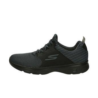 Skechers pánské pohodlné tenisky - černé