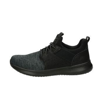 Skechers pánské stylové tenisky - černé