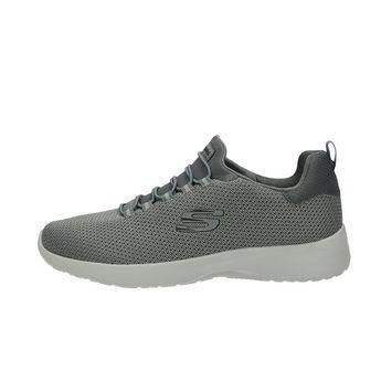 Skechers pánské stylové tenisky - šedé