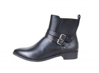 Big Star dámské kotníkové boty - černé