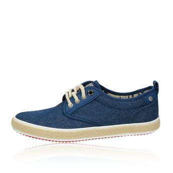 Big Star pánské textilní tenisky - modré