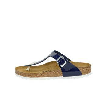 Birkenstock dámské stylové plážovky - modré