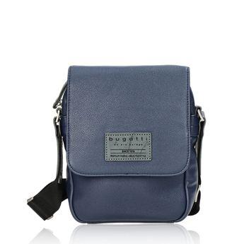 Bugatti pánská crossbody taška - modrá