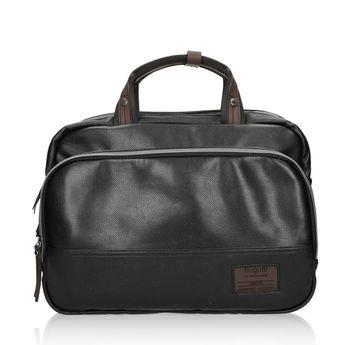 Bugatti pánská notebooková taška - černá