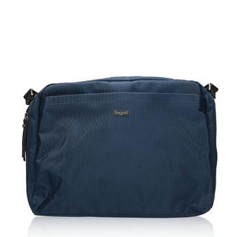 Bugatti pánská laptopová taška - modrá