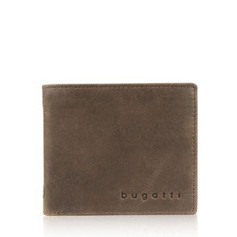 Bugatti pánská peněženka - hnědá