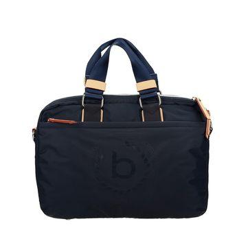 Bugatti dámská laptopová taška - modrá