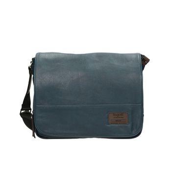 Bugatti pánská notebooková taška - modrá