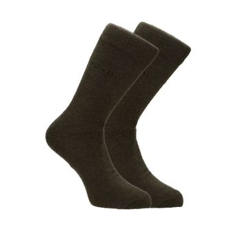Bugatti pánské pohodlné ponožky - hnědé