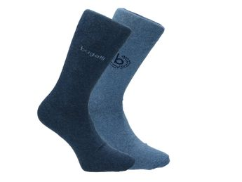 Bugatti pánské ponožky - dvoubarevné