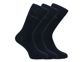 Bugatti pánské ponožky - jednobarevné