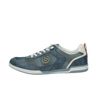Bugatti pánské stylové tenisky - modré