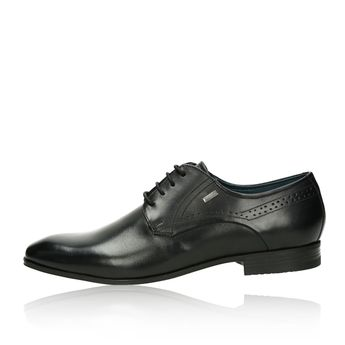 Bugatti pánské společenské boty - černé