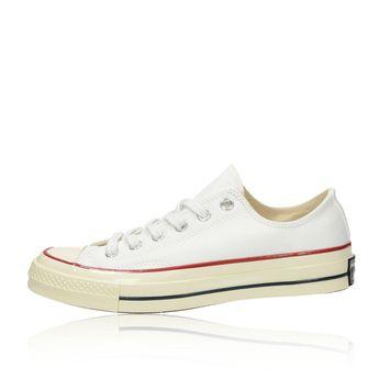 Converse dámské textilní tenisky - bílé