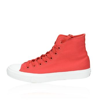 Converse pánské kotníkové tenisky - červené