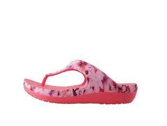 Crocs dámské nazouváky - růžové