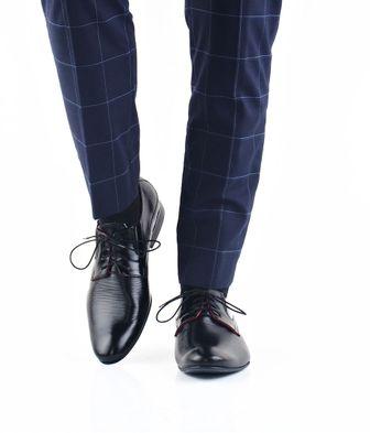 Faber pánské boty - černé