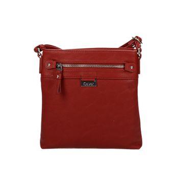 Gabor dámská crossbody kabelka - tmavočervená