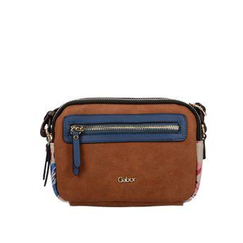 Gabor dámská crossbody stylová kabelka - hnědá