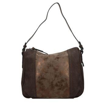 Gabor dámská kabelka - tmavohnědá