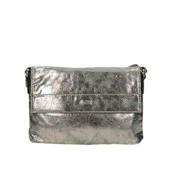 Gabor dámská stylová crossbody kabelka - stříbrná