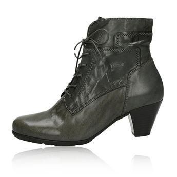 Gabor dámské stylové kotníkové boty - šedé