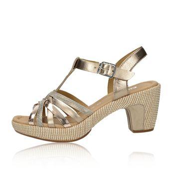 Gabor dámské stylové sandály - růžové