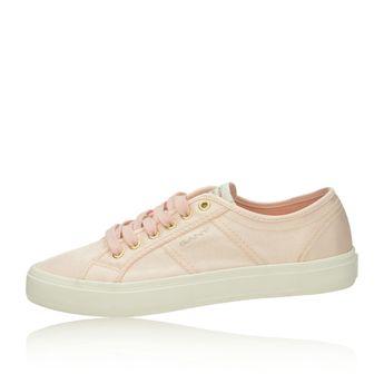 Gant dámské textilní stylové tenisky -  růžové