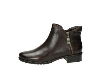 e6fc6f3ea54 Gerry Weber dámské kotníkové boty - tmavohnědé