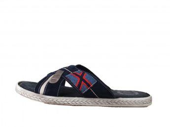 Girza pánské pantofle - modré